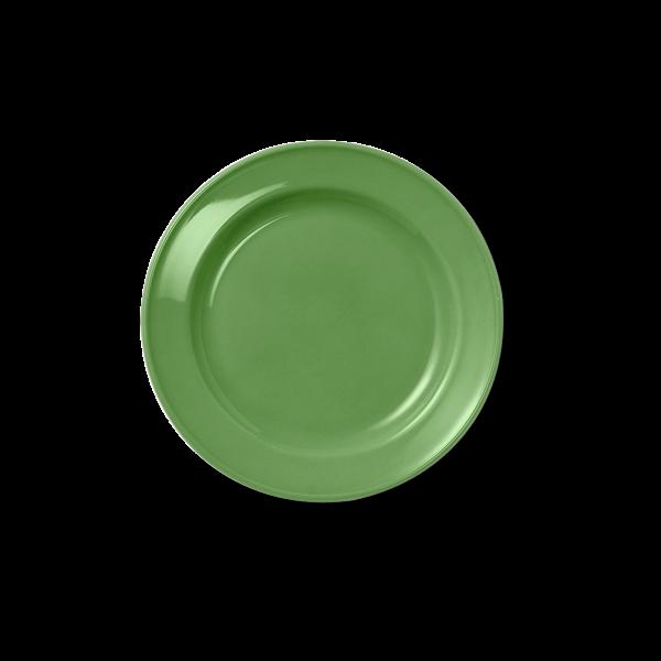 Dessertteller Volldekor Apfelgrün (19cm)