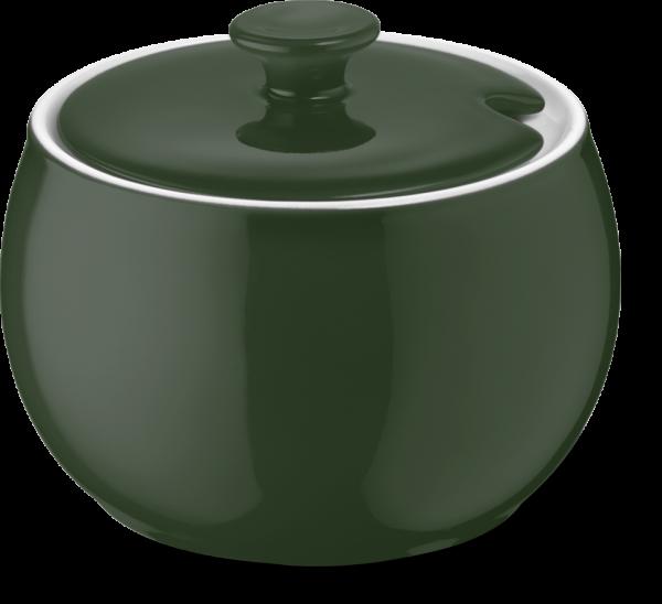 Zuckerdose Russischgrün (0,3l)