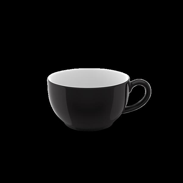 Cappuccino Obertasse Schwarz (0,3l)