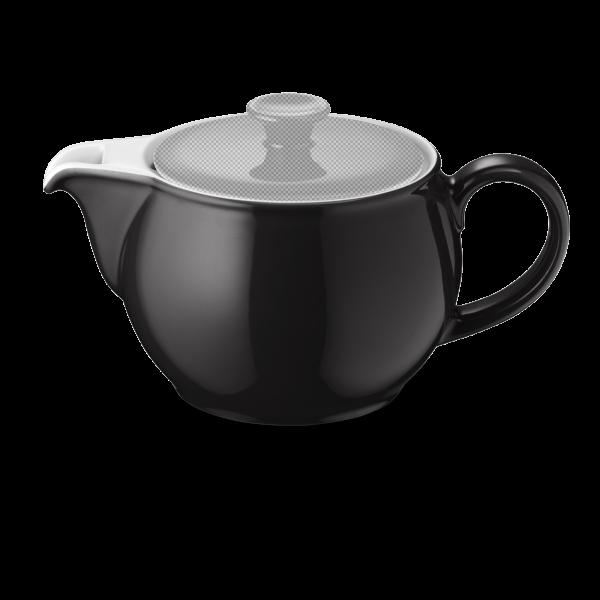 Teekanne Unterteil Schwarz (1,1l)
