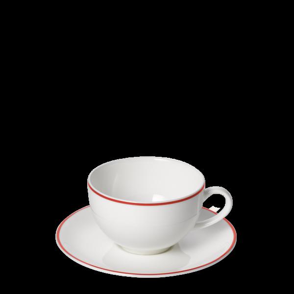 Espresso Untertasse (11,3cm) Rot