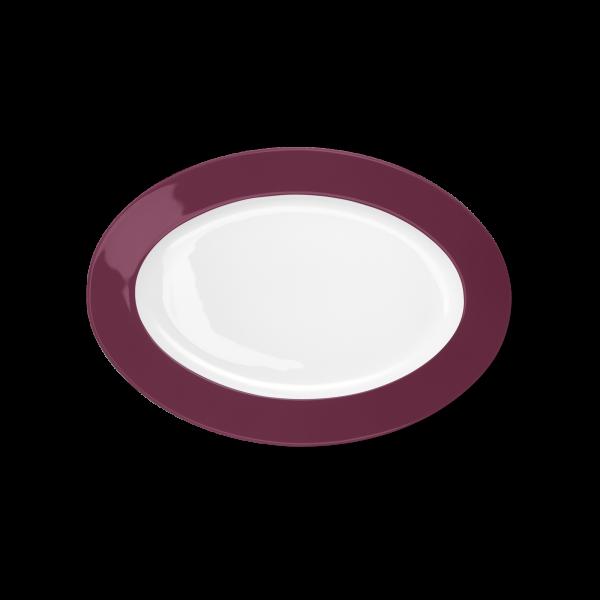 Oval Platter Bordeaux (29cm)