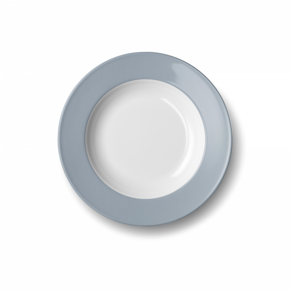 Suppenteller Grau (23cm)