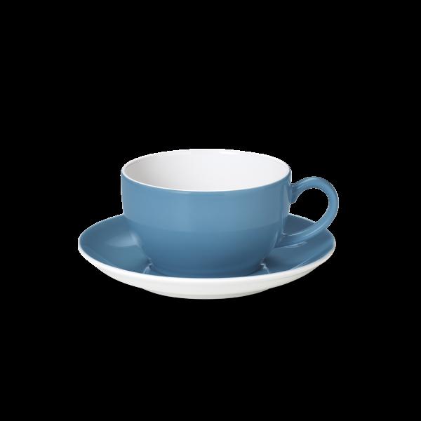 Set Cappuccinotasse Vintage Blue (0,3l)