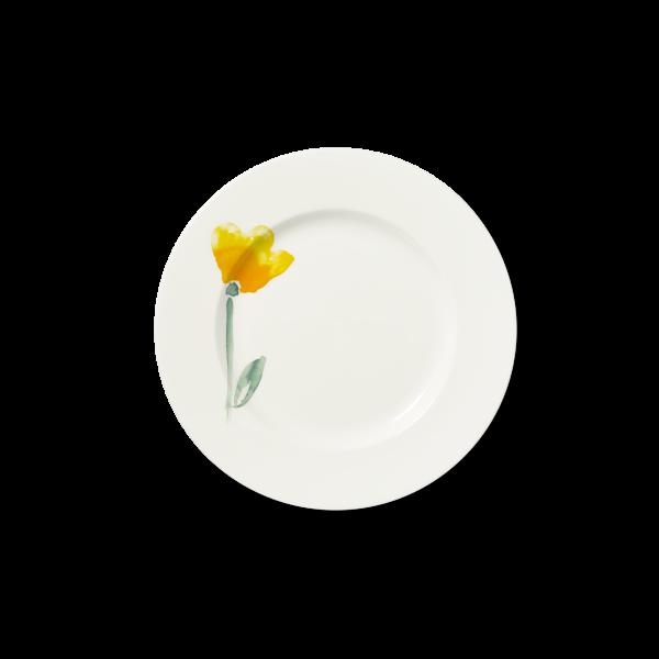 Dessertteller Gelb (21cm)