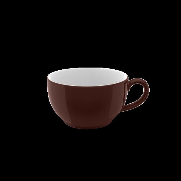 Cappuccino Obertasse Kaffeebraun (0,3l)