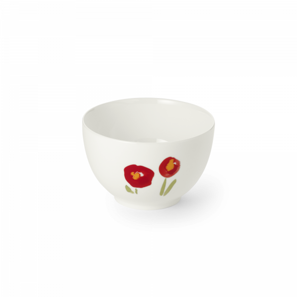 Cereal bowl Red poppy (12,5cm; 0,4l)