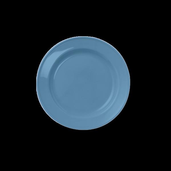Dessert Plate full decor Vintage Blue (19cm)