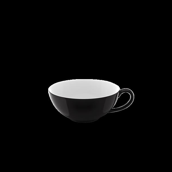 Tee Obertasse Schwarz (0,22l)