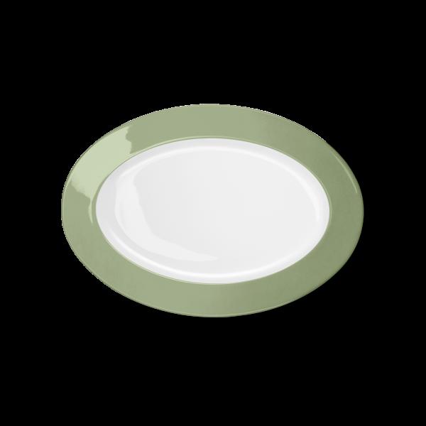 Ovale Platte Khaki (29cm)