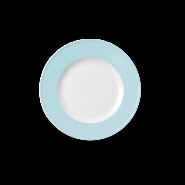 Dessertteller Eisblau (19cm)