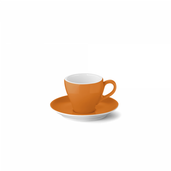 Set Espressotasse Orange (0,09l)