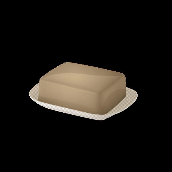 Butterdose Oberteil Clay