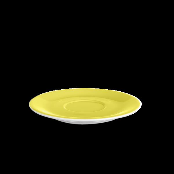 Jumbo Untertasse Zitrone (19,5cm)