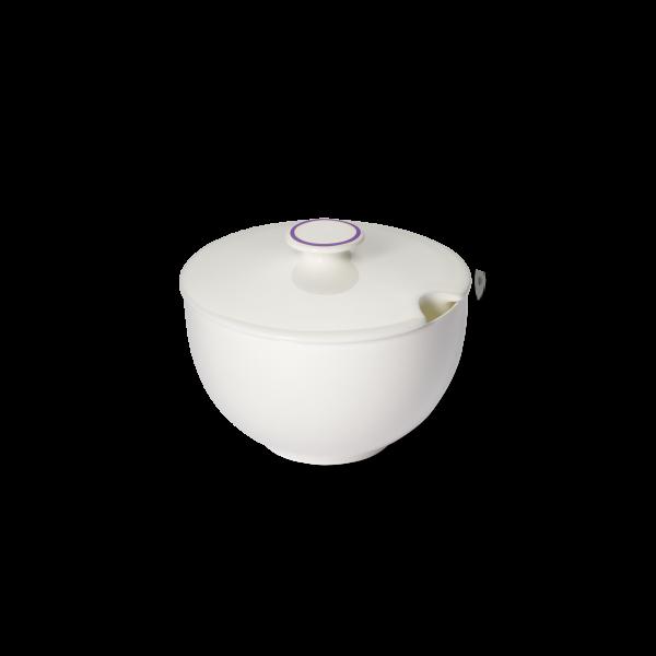 Zuckerdose Violett (0,25l)