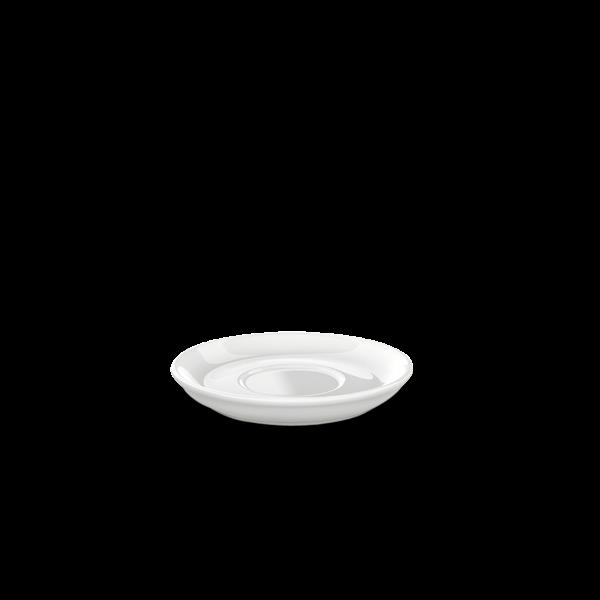 Espresso Untertasse Weiß (11cm)