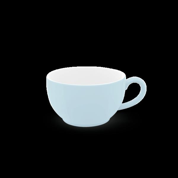 Cappuccino Obertasse Eisblau (0,3l)