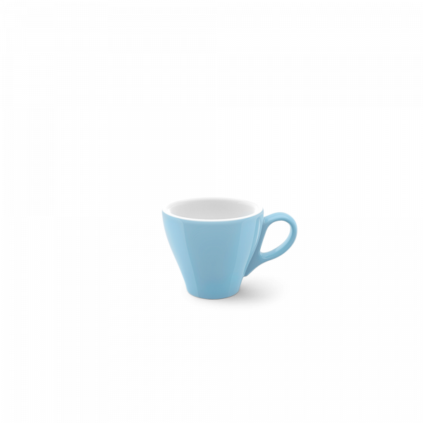 Espresso Obertasse Classico Hellblau (0,09l)