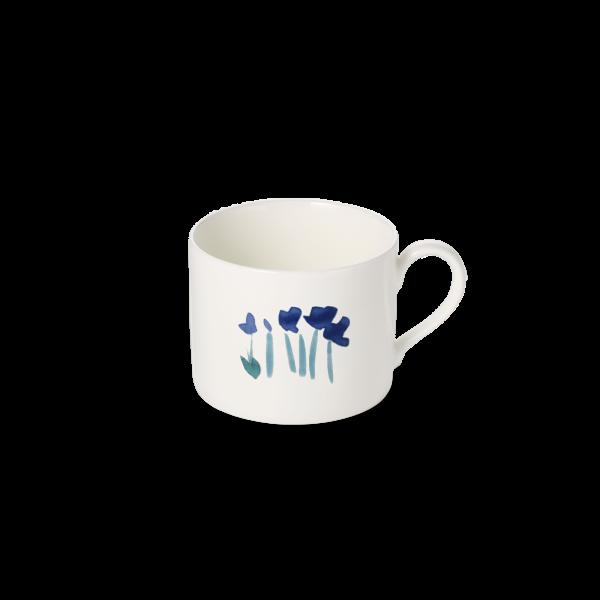 Kaffeetasse Zyl. Blau (0,25l)