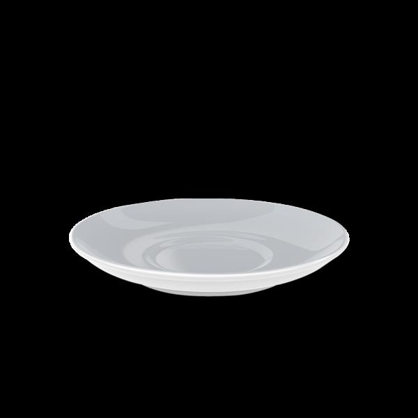 Cappuccino Untertasse Lichtgrau (16cm)