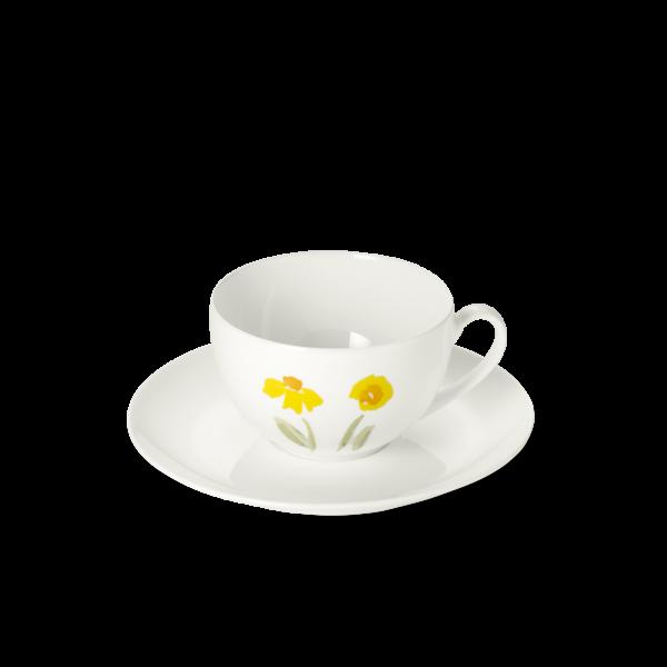 Set Kaffeetasse Gelb (0,25l)