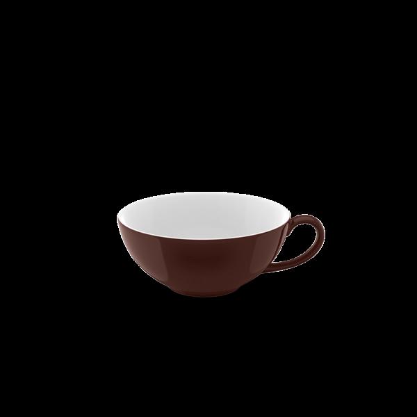 Tee Obertasse Kaffeebraun (0,22l)