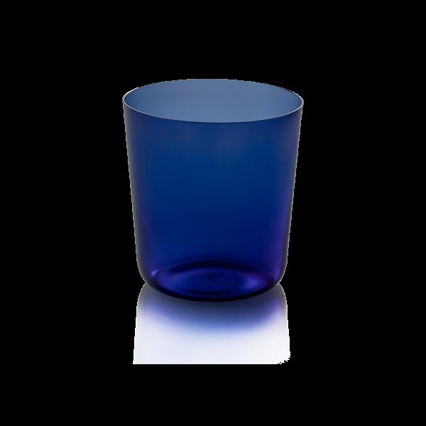 Glas 0,35 l midnightblue