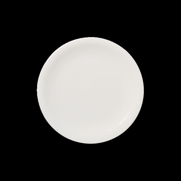 Dessertteller Weiß (24cm)