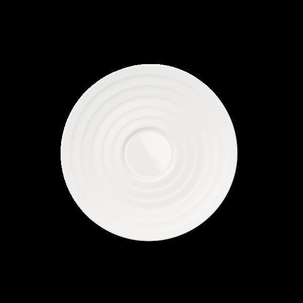 Kaffee Untertasse (Relief) (16cm)
