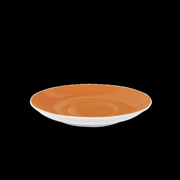 Cappuccino Untertasse Orange (16cm)