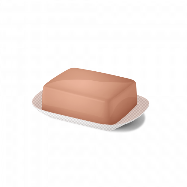 Butterdose Oberteil Blush