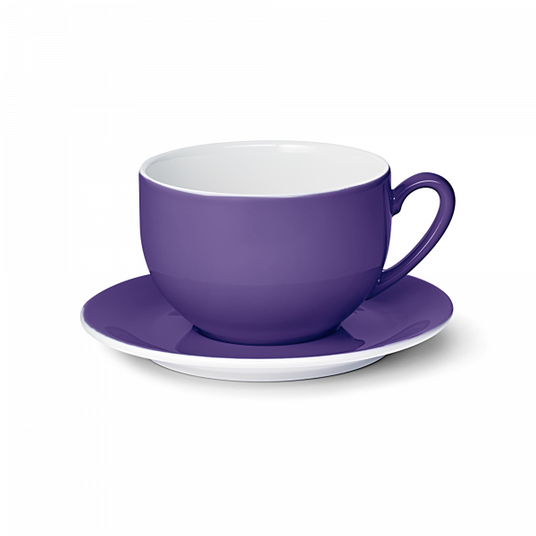 Set Jumbotasse Violett (0,6l)