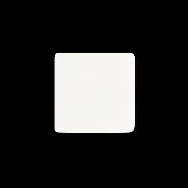 Quadratischer Teller (18,5cm)