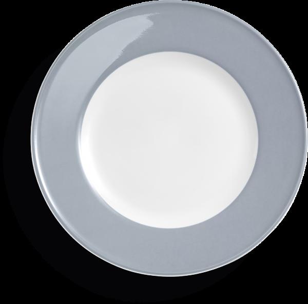 Dessertteller Grau (19cm)