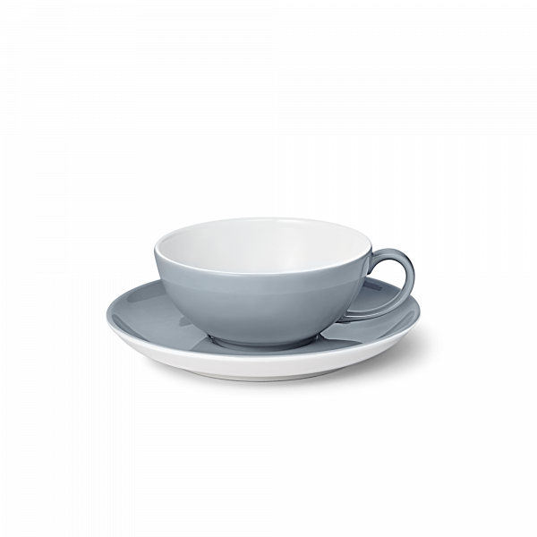 Set Tea cup Grey (0,22l)