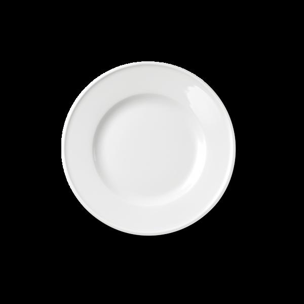 Dessertteller Weiß (21cm)