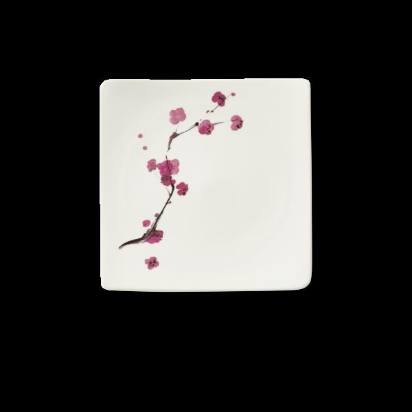 Quadratischer Teller (23cm)