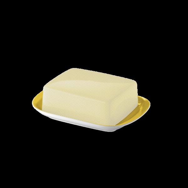 Butterdose Untere Sonnengelb