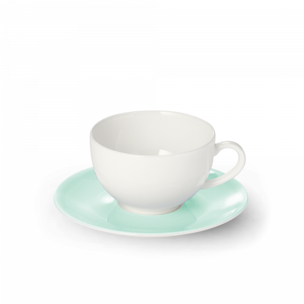 Set Kaffeetasse Türkis (0,25l)