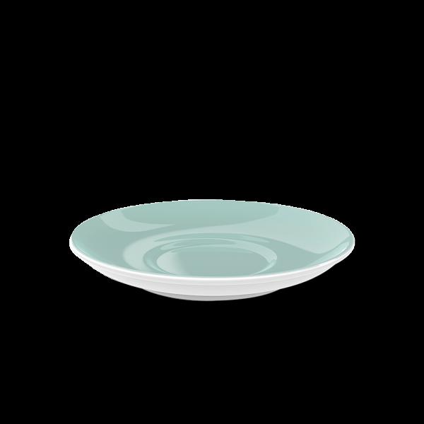 Cappuccino Untertasse Türkis (16cm)