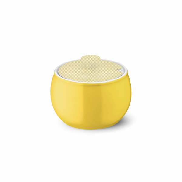 Sugar bowl without lid Yellow (0,3l)