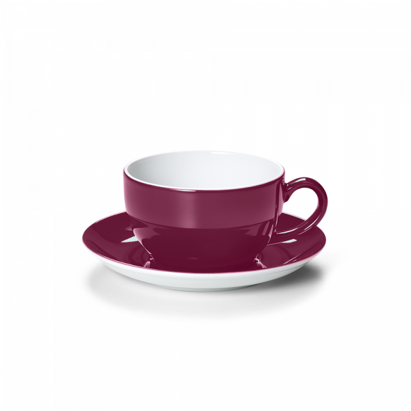 Set Kaffeetasse Bordeaux (0,25l)