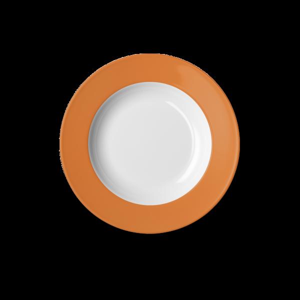 Suppenteller Orange (23cm)