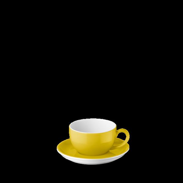 2-tlg. Set Espressotasse 0,10l sonnengelb